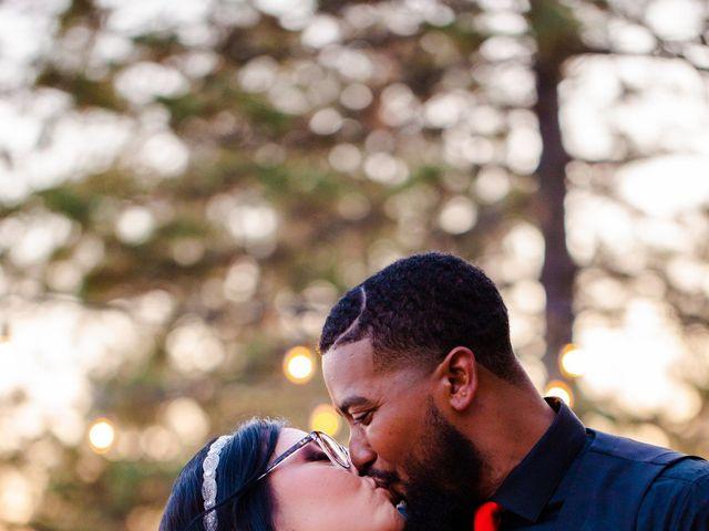 Joseph and Jennifer's Wedding in Meadow Vista, California 151