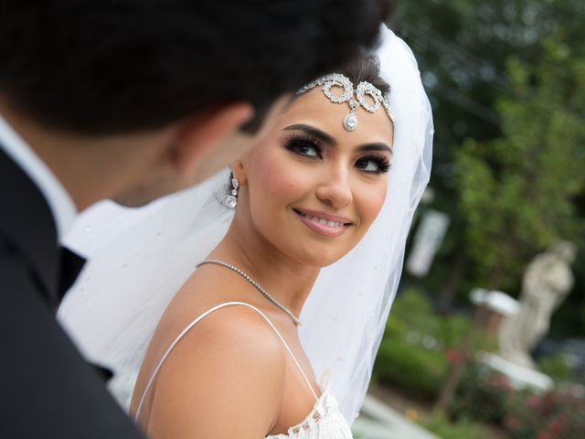 Ariana and Amir's Wedding in Rockleigh, New Jersey 1