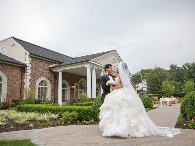 Ariana and Amir's Wedding in Rockleigh, New Jersey 2