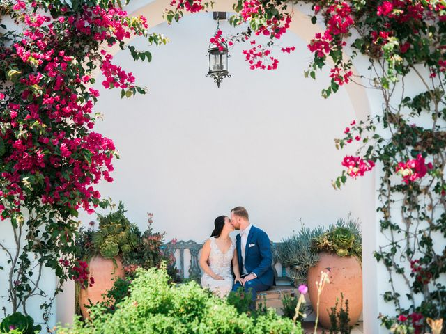 Chase and Stephanie's Wedding in San Clemente, California 1