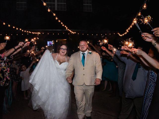 Chris and Lindsey's Wedding in Pine Mountain, Georgia 1