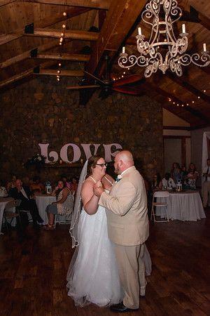 Chris and Lindsey's Wedding in Pine Mountain, Georgia 5
