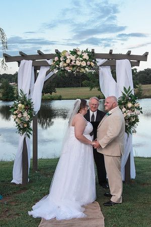 Chris and Lindsey's Wedding in Pine Mountain, Georgia 7