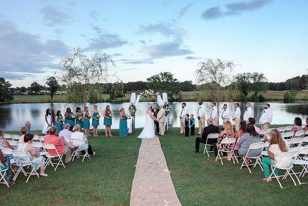 Chris and Lindsey's Wedding in Pine Mountain, Georgia 8