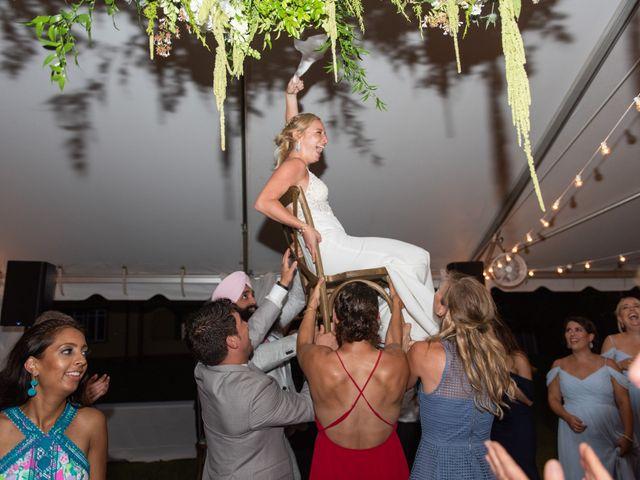 Bernabas and Lauren's Wedding in Corolla, North Carolina 5