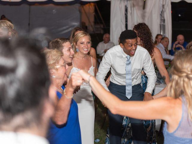 Bernabas and Lauren's Wedding in Corolla, North Carolina 7