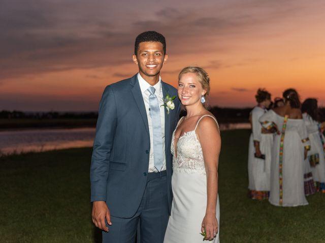 Bernabas and Lauren's Wedding in Corolla, North Carolina 9