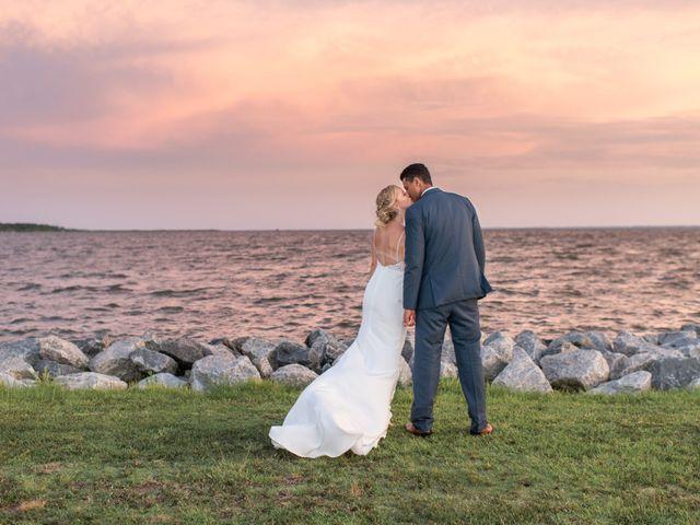 Bernabas and Lauren's Wedding in Corolla, North Carolina 10