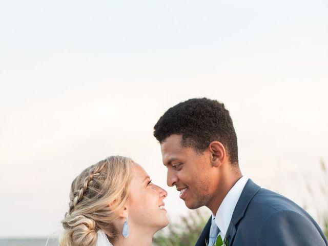 Bernabas and Lauren's Wedding in Corolla, North Carolina 11