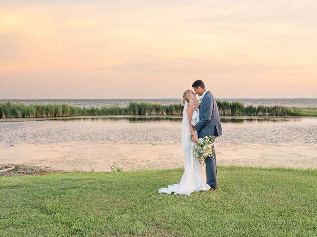 Bernabas and Lauren's Wedding in Corolla, North Carolina 12