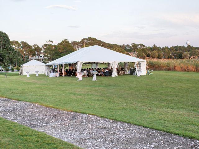 Bernabas and Lauren's Wedding in Corolla, North Carolina 13