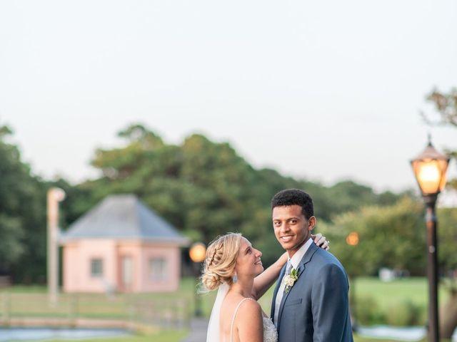 Bernabas and Lauren's Wedding in Corolla, North Carolina 14