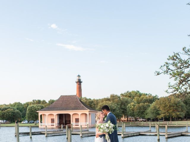 Bernabas and Lauren's Wedding in Corolla, North Carolina 15