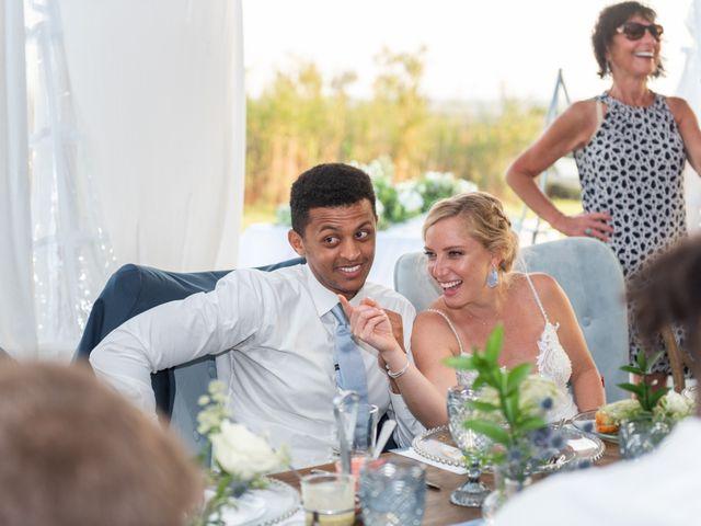 Bernabas and Lauren's Wedding in Corolla, North Carolina 16