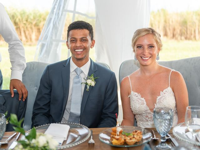 Bernabas and Lauren's Wedding in Corolla, North Carolina 17