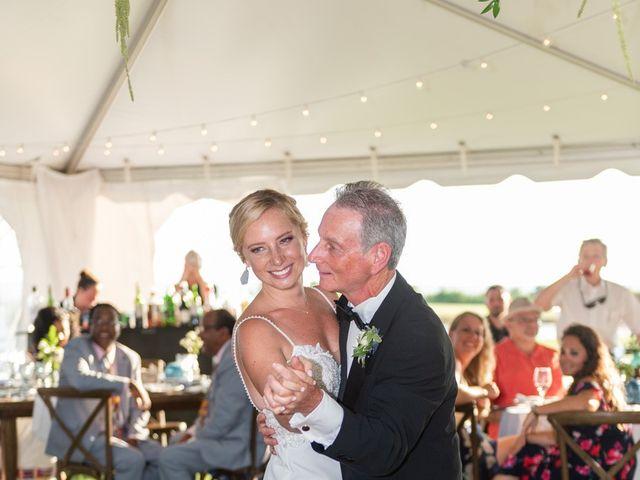 Bernabas and Lauren's Wedding in Corolla, North Carolina 19
