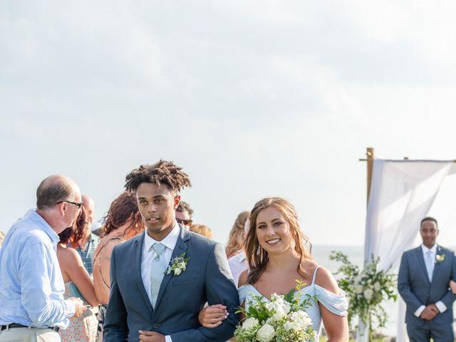 Bernabas and Lauren's Wedding in Corolla, North Carolina 26