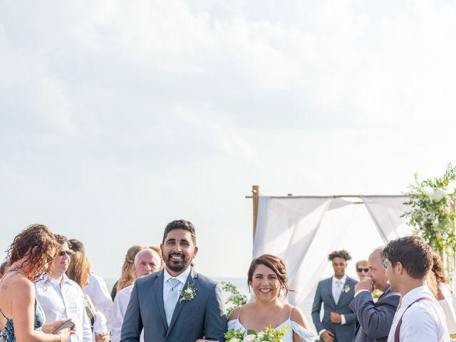Bernabas and Lauren's Wedding in Corolla, North Carolina 27