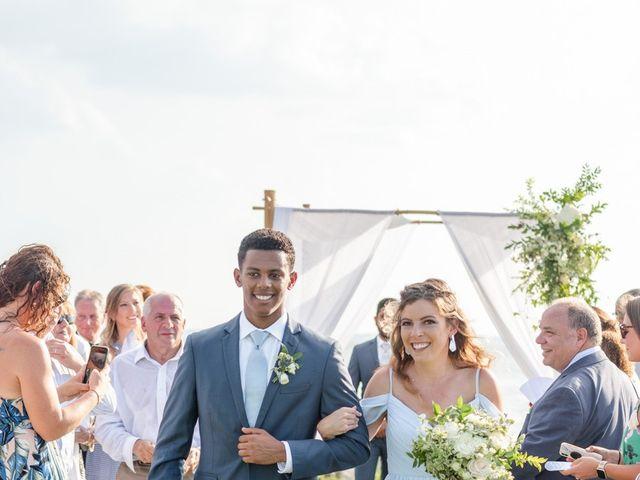 Bernabas and Lauren's Wedding in Corolla, North Carolina 28