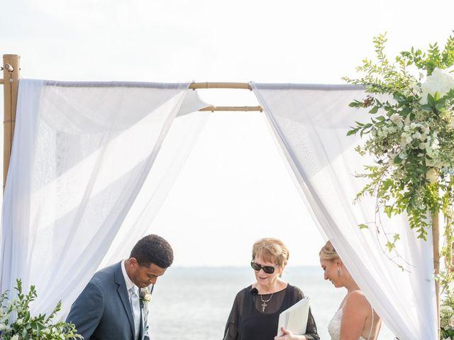 Bernabas and Lauren's Wedding in Corolla, North Carolina 30