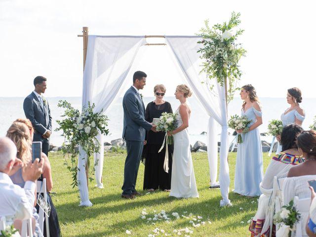 Bernabas and Lauren's Wedding in Corolla, North Carolina 32