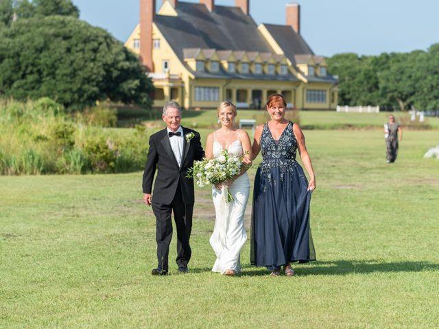 Bernabas and Lauren's Wedding in Corolla, North Carolina 33
