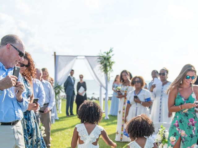 Bernabas and Lauren's Wedding in Corolla, North Carolina 34