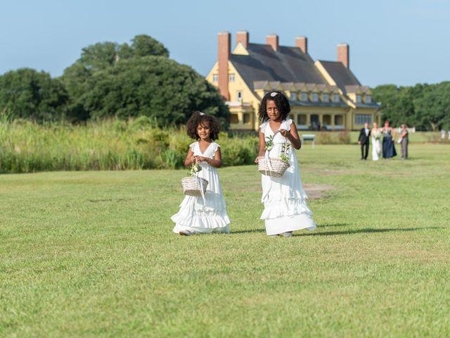 Bernabas and Lauren's Wedding in Corolla, North Carolina 35