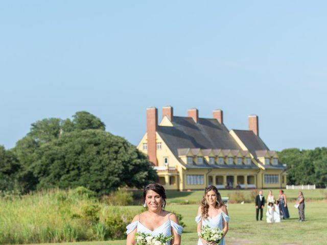 Bernabas and Lauren's Wedding in Corolla, North Carolina 37