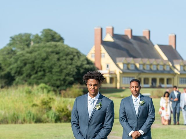 Bernabas and Lauren's Wedding in Corolla, North Carolina 43