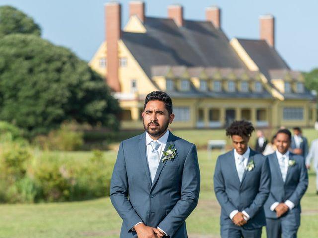 Bernabas and Lauren's Wedding in Corolla, North Carolina 44