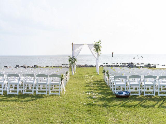 Bernabas and Lauren's Wedding in Corolla, North Carolina 49