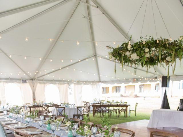 Bernabas and Lauren's Wedding in Corolla, North Carolina 52