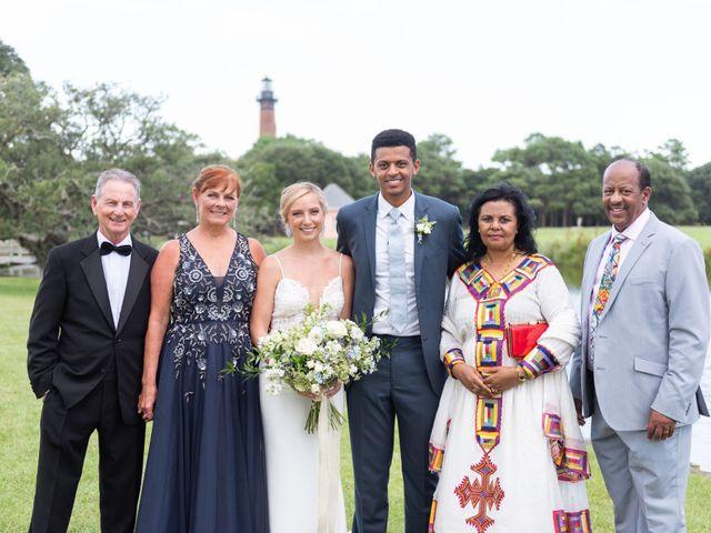 Bernabas and Lauren's Wedding in Corolla, North Carolina 53
