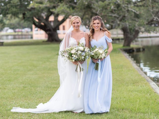 Bernabas and Lauren's Wedding in Corolla, North Carolina 59