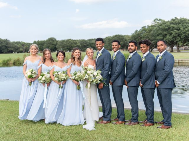 Bernabas and Lauren's Wedding in Corolla, North Carolina 63