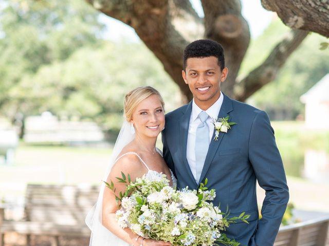 Bernabas and Lauren's Wedding in Corolla, North Carolina 65