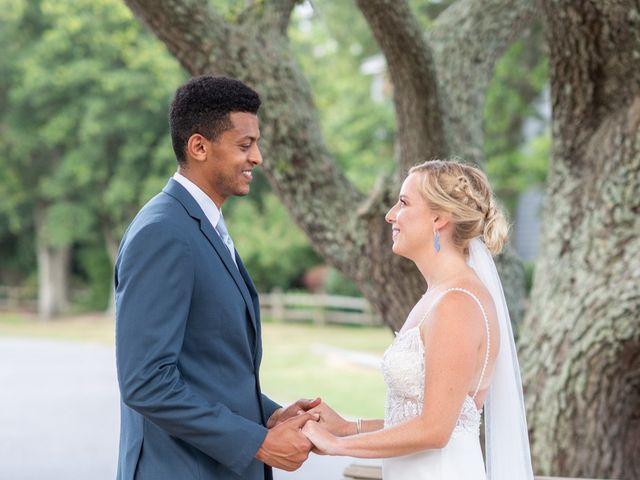 Bernabas and Lauren's Wedding in Corolla, North Carolina 68