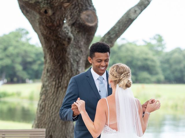 Bernabas and Lauren's Wedding in Corolla, North Carolina 69