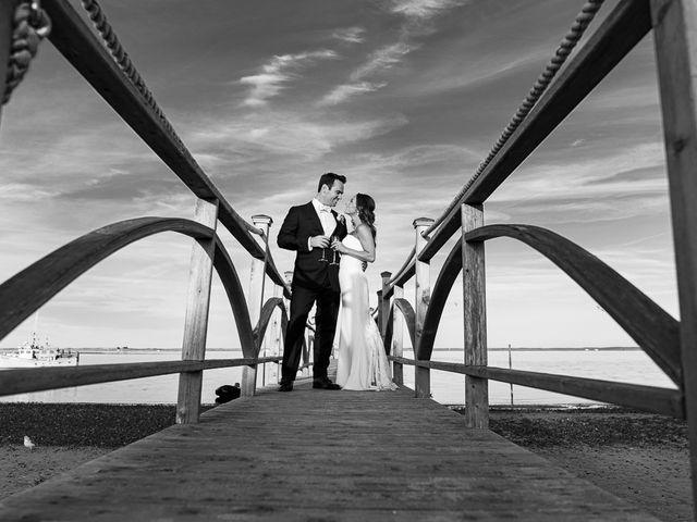 Ian and Jess's Wedding in Chatham, Massachusetts 4