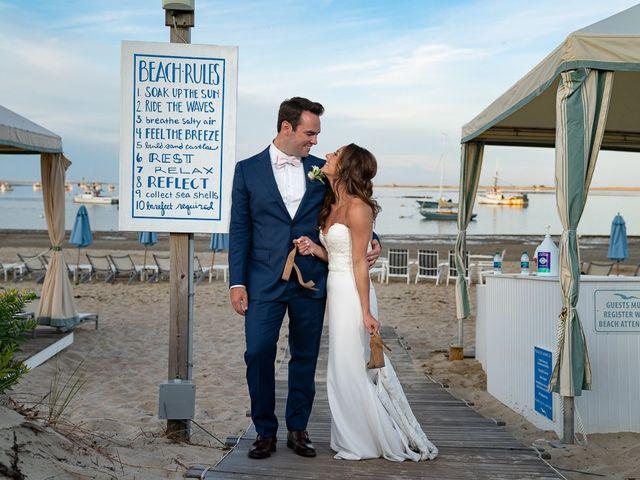 Ian and Jess's Wedding in Chatham, Massachusetts 5