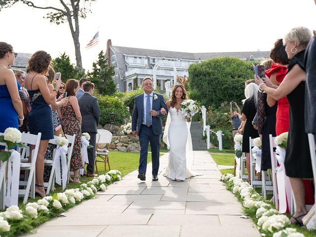 Ian and Jess's Wedding in Chatham, Massachusetts 6