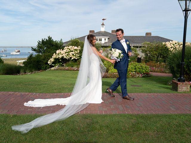 Ian and Jess's Wedding in Chatham, Massachusetts 7