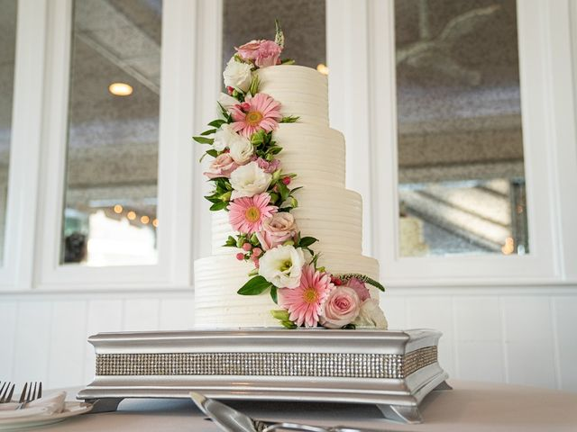 Ian and Jess's Wedding in Chatham, Massachusetts 10