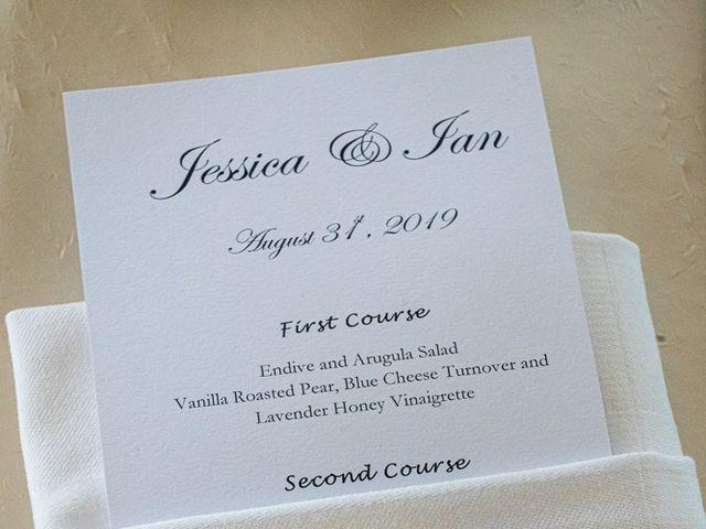Ian and Jess's Wedding in Chatham, Massachusetts 13