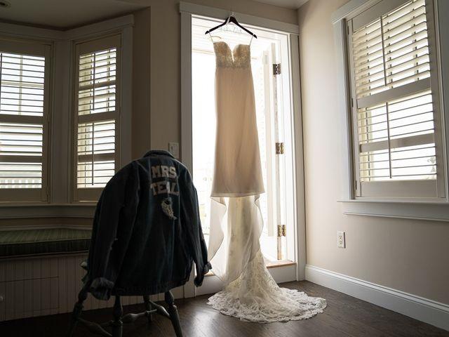 Ian and Jess's Wedding in Chatham, Massachusetts 15