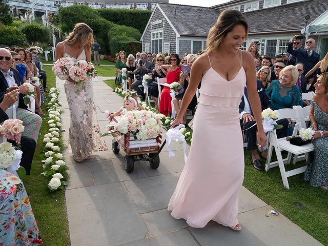 Ian and Jess's Wedding in Chatham, Massachusetts 21