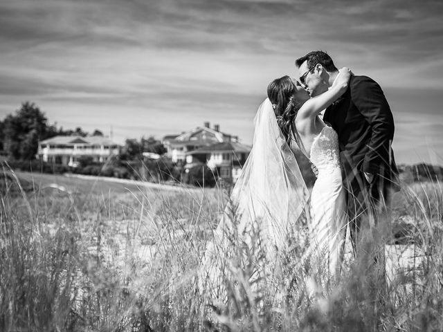 Ian and Jess's Wedding in Chatham, Massachusetts 1