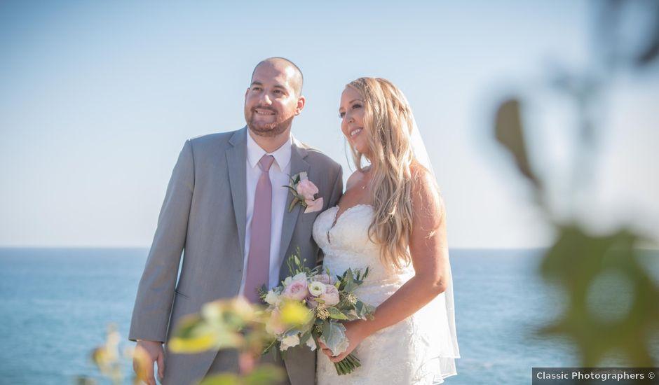 David and Lauren's Wedding in Laguna Beach, California