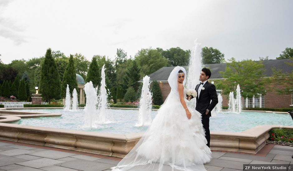 Ariana and Amir's Wedding in Rockleigh, New Jersey